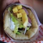 Lucky's Kebab, Santorini