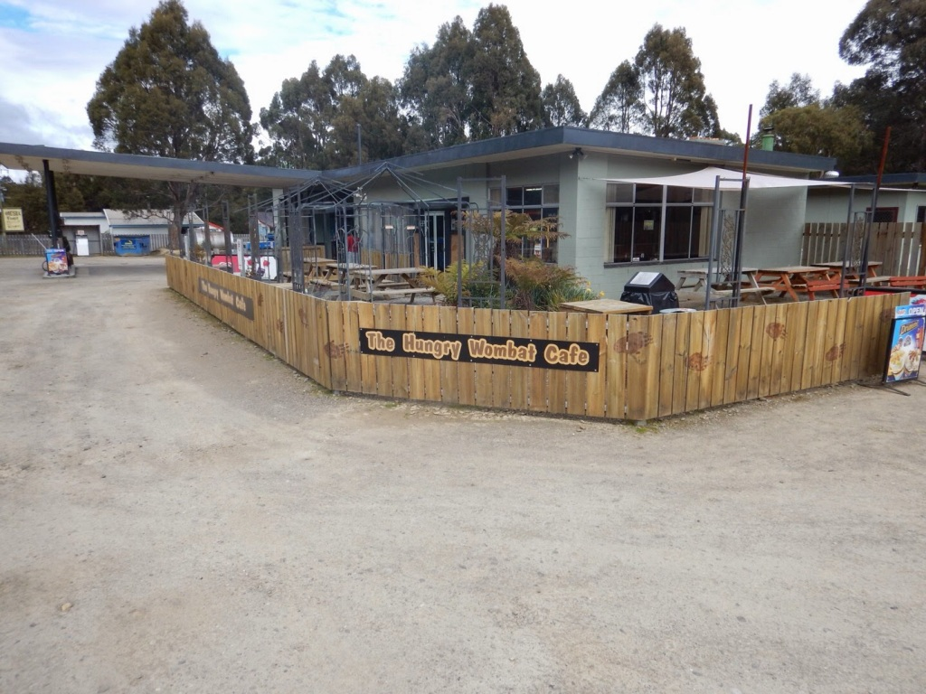 The Hungry Wombat Cafe