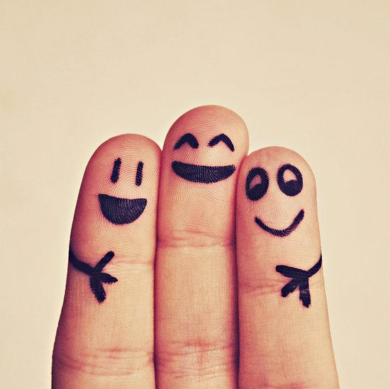 finger smilers