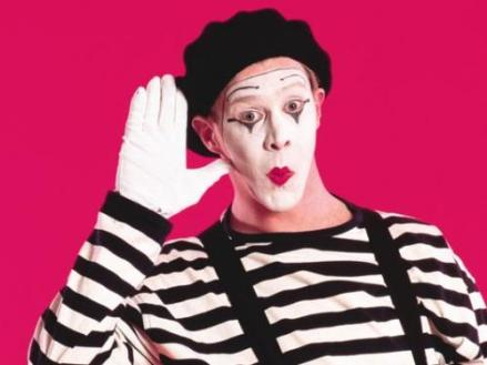 actor-mime