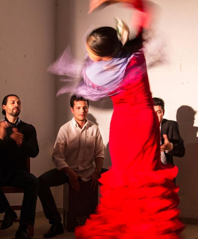 Fiery Flamenco
