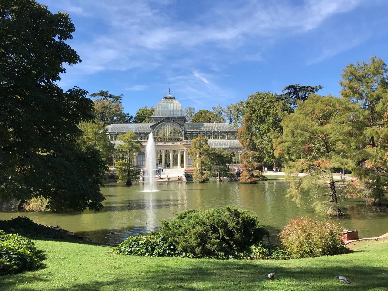 A walk in thepark