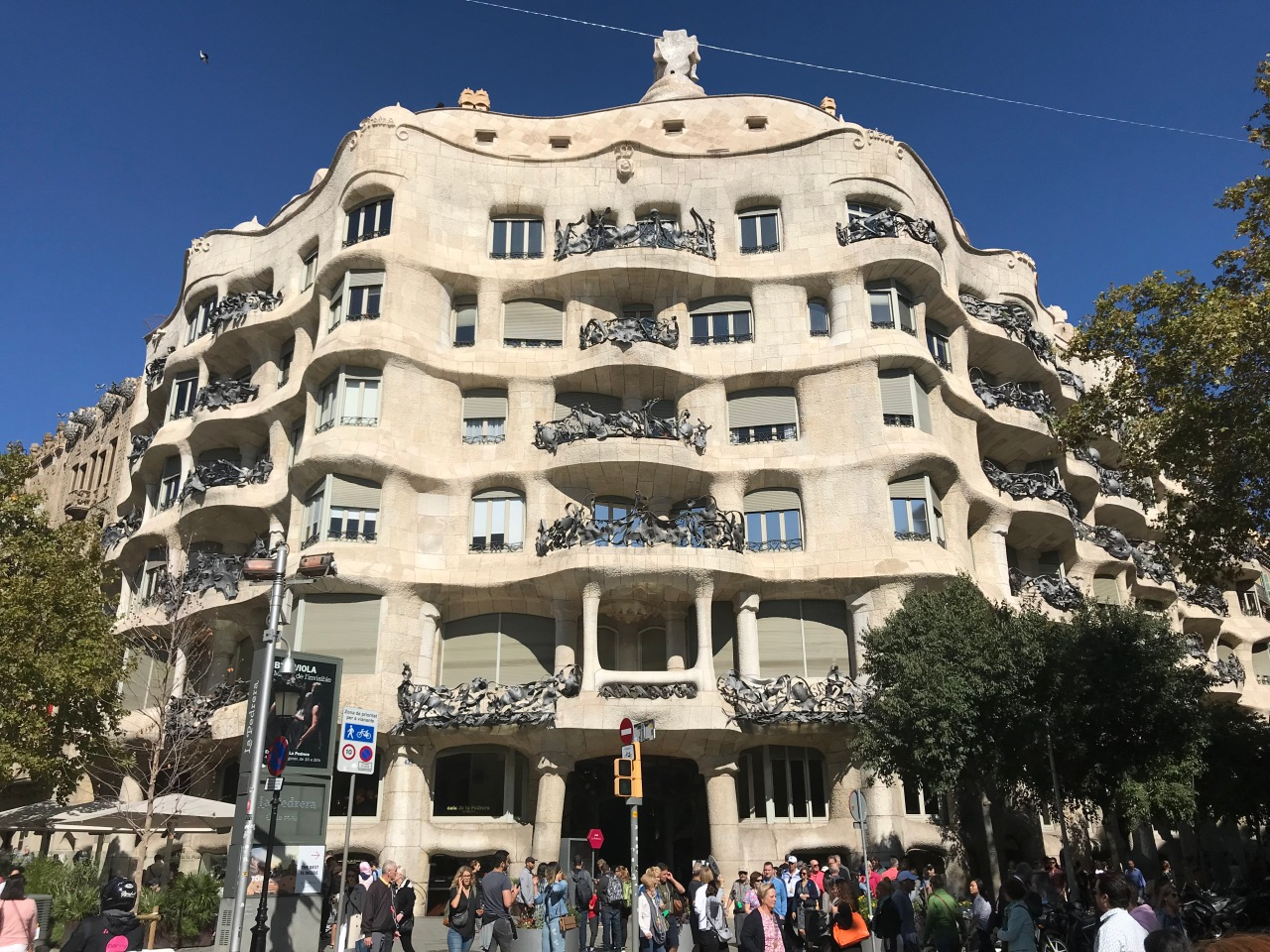 A day with MrGaudi